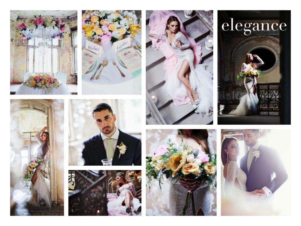 collage. BS elegance_www.RoyalWedding.pl