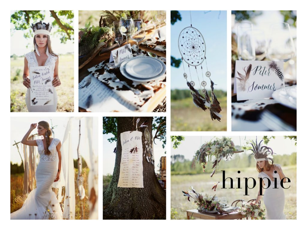 collage. BS hippie_www.RoyalWedding.pl