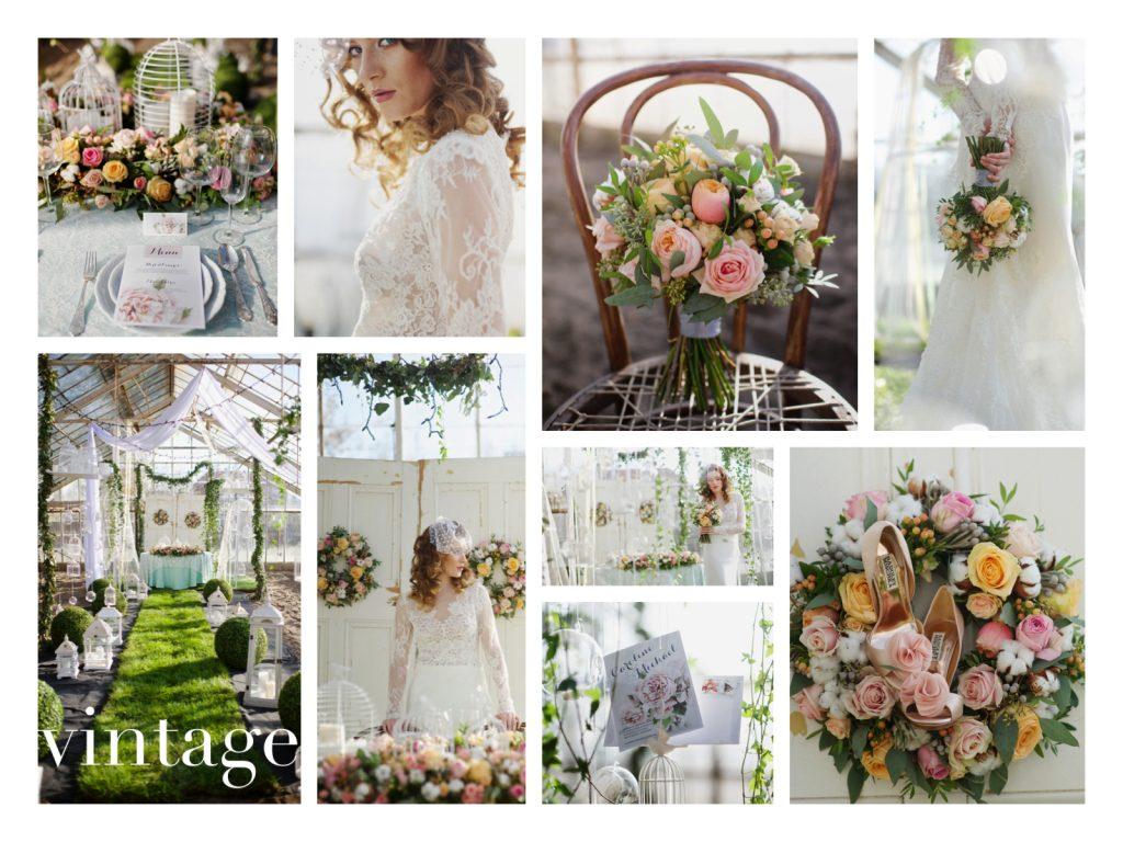 collage. BS vintage_www.RoyalWedding.pl