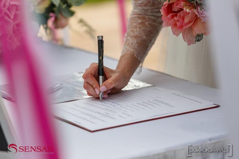 Złożenie podpisów przed urzędnikiem stanu cywilnego