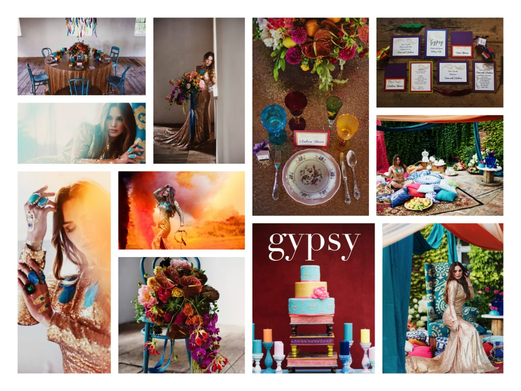 collage. BS gypsy_www.RoyalWedding.pl