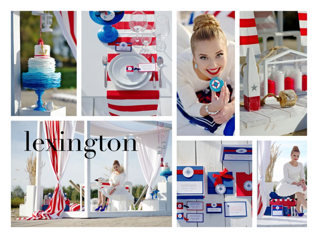 collage. BS lexington_www.RoyalWedding.pl