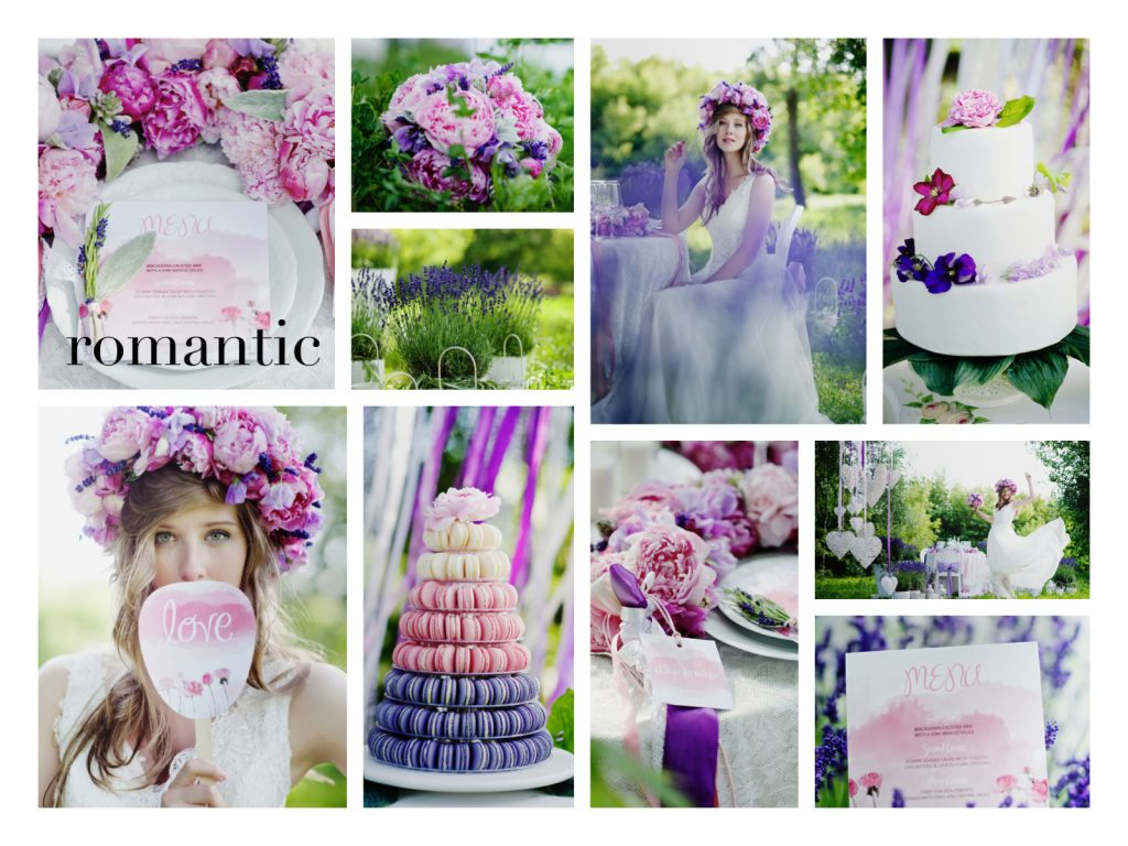 collage. BS romantic_www.RoyalWedding.pl