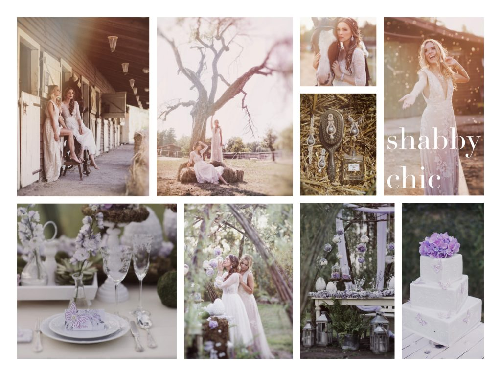 collage. BS shabby chic_www.RoyalWedding.pl
