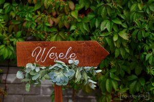 plenerowy styl wesela