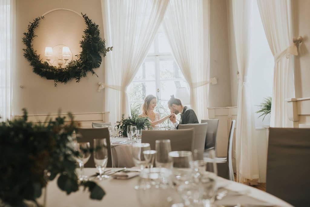 Sala weselna w Pałacu Pakosław